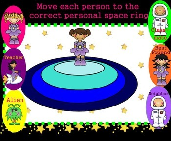 Exploring Planet Personal Space: SMARTboard School Counseling Lesson