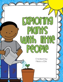 Exploring Plants with Little People