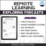 Exploring Podcasts