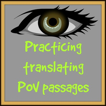 Exploring Point of View Activity