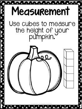 Exploring Pumpkins Activity Packet