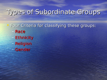 Exploring Race and Ethnicity PPT