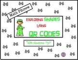 Shapes using QR Codes