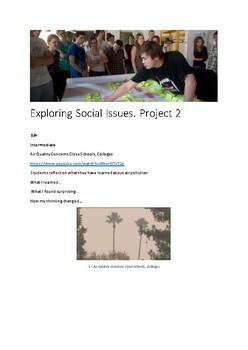 Exploring Social Issues through Games