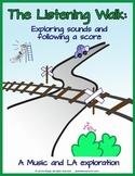 The Listening Walk: Exploring Sounds through Literature (M