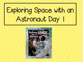 Exploring Space 2nd Grade Reading Street Powerpoints