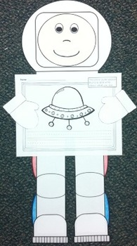 Exploring Space: {A Space mini-unit with an Astronaut Craftivity}