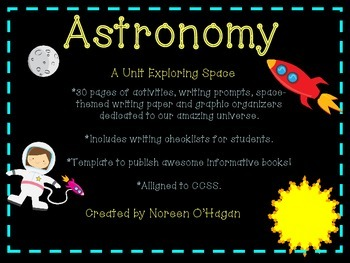 Exploring Space - Astronomy Unit
