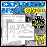 Exploring Space Bundle for Grades 1-3