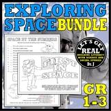 Exploring Space Bundle for Grades 1-3