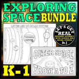 Exploring Space Bundle for Grades K-1