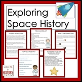 Space Exploration - History in a Box Scavenger Hunt (Resea