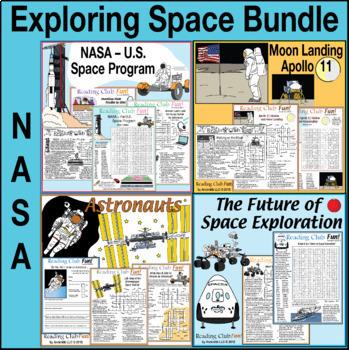 50% Off Exploring Space: NASA, Moon Landing, Astronauts and Future Exploration