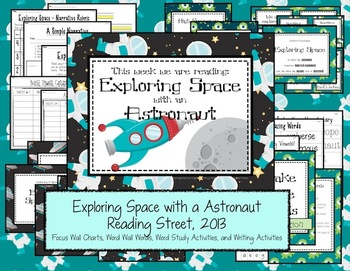 Exploring Space - Reading Street, 2013, 2nd Grade
