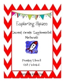 Exploring Space Second Grade Reading Street Supplemental Materials