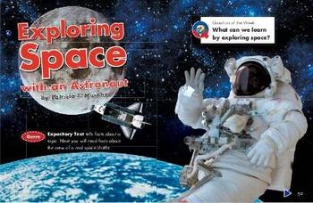 Exploring Space- Unit 1 Week 2