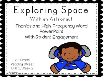 Exploring Space with an Astronaut, 2nd Grade, Reading Street,PowerPoint