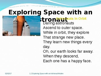 2.1.2 Exploring Space, Power Point, Smart Reading Street 2