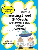 Exploring Space with an Astronaut Reading Street 2nd grade Common Core
