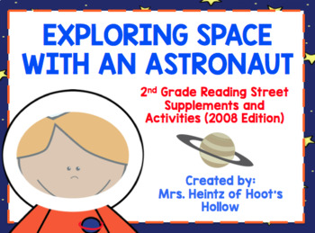 Exploring Space with an Astronaut: Supplements & Activities (2008)