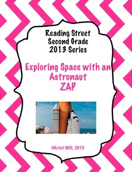 Exploring Space with an Astronaut ZAP