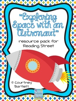 """Exploring Space with an Astronaut"" (resources for Reading"