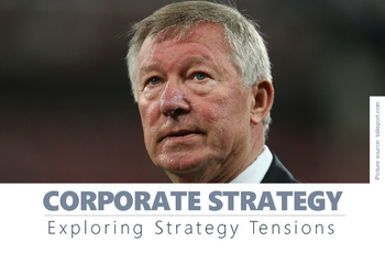 Exploring Strategy Tensions