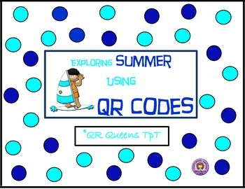 Summer using QR Codes