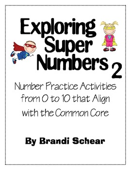 Exploring Super Numbers 2