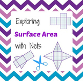 Exploring Surface Area with Nets