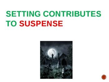 Exploring Suspense: Techniques Used in Suspense PowerPoint