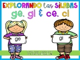 Exploring Syllables: Ge, Gi and Ce, Ci in Spanish