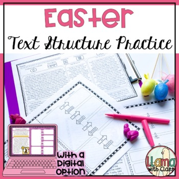 Easter Text Structure Practice
