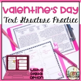 Valentine's Day Text Structure Practice