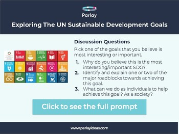 Exploring The UN Sustainable Development Goals