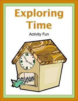 Exploring Time Activity Fun