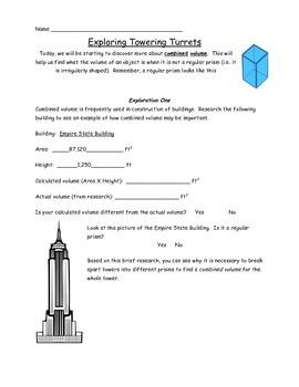 Irregular Volume Math Lab