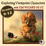 Exploring Viewpoint Characters with The Wizard of Oz
