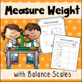 Exploring Weight with Balance Scales