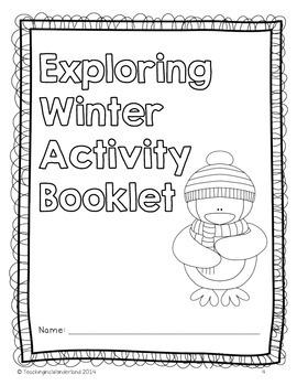 Exploring Winter Activities