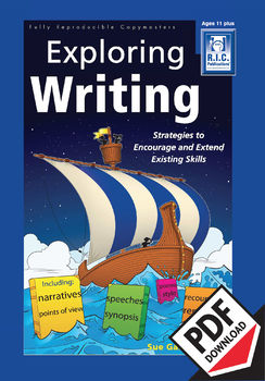 Exploring Writing – Ages 11+
