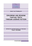 Exploring and Reading Fantasy Texts Through Science Fiction