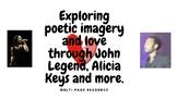 Exploring poetic imagery through John Legend, Alicia Keys
