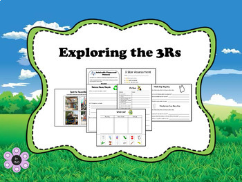 Exploring the 3Rs - Reduce, Reuse, Recycle