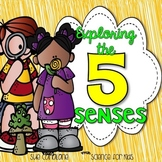Exploring the 5 Senses {science}