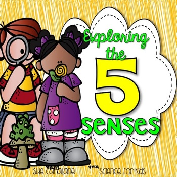 Exploring the 5 Senses {science}