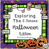 Exploring the 5 Senses Halloween Edition