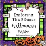 Exploring the 5 Senses Halloween Edition