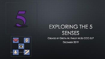 Exploring the 5 Senses Smarty Symbols