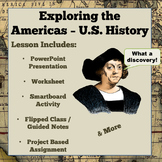 Exploring the Americas - U.S. History